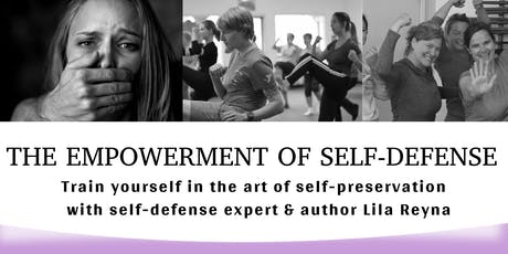 Women's Self-Defense & Empowerment Workshop tickets