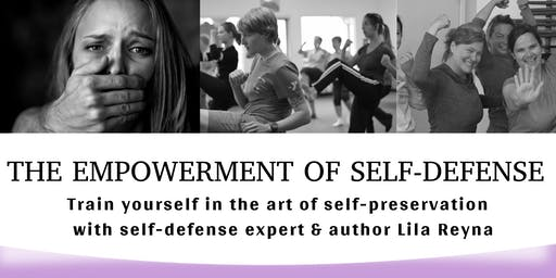 Women's Self-Defense & Empowerment Workshop