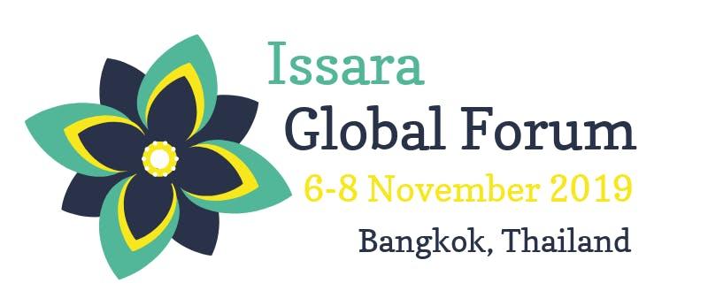 Issara Global Forum 2019 at Novotel Bangkok Platinum