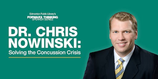 Chris Nowinski: Solving the Concussion Crisis
