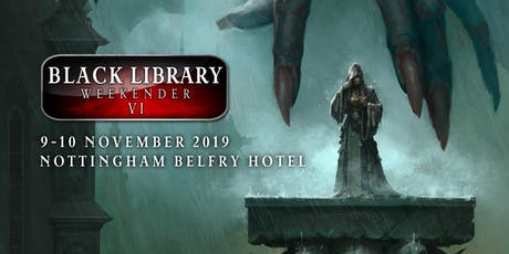 Black Library Weekender 2019 tickets