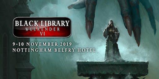 Black Library Weekender 2019