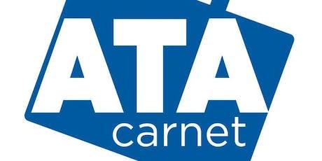ATA-carnet kurs tickets