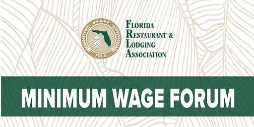 Wage & Roll - A Minimum Wage Discussion and Networking Event