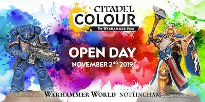 Citadel Colour Open Day