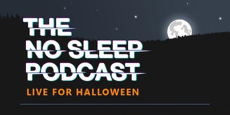 NoSleep Podcast tickets