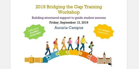 Bridging the Gap: Building Structured Support to Guide Student Success tickets