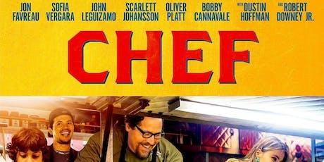 FILM FEAST SUFFOLK BRINGS YOU 'CHEF' (15)  tickets