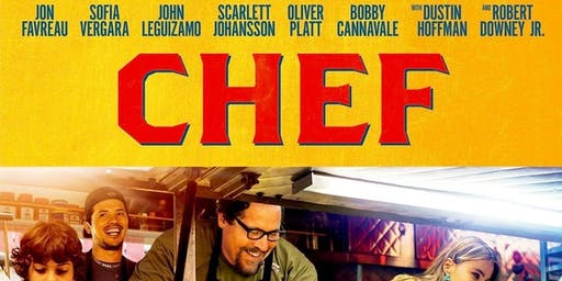 FILM FEAST SUFFOLK BRINGS YOU 'CHEF' (15)