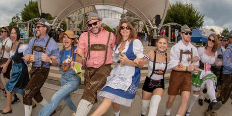 Asheville Oktoberfest, presented by Allegiant tickets