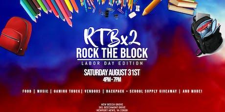 RTBx2 tickets