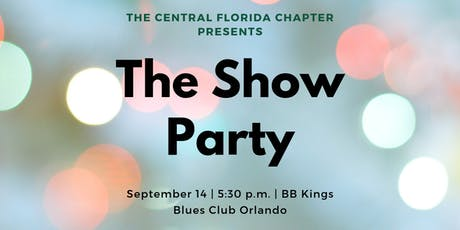 The Show Party 2019 tickets