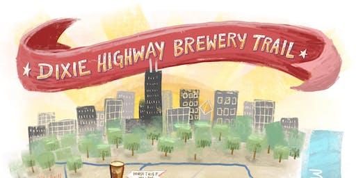 Inaugural Dixie Highway Brewery Trail Oktoberfest