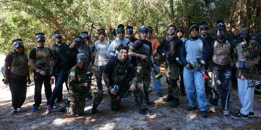 Hot Shots Paintball - Private Event