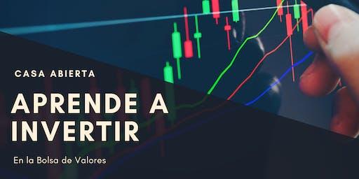Aprende a Invertir en la Bolsa de Valores