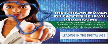 African Women In Leadership - Leading In The Digital Age Conference, Nigeria tickets