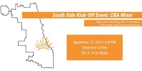 CBA Fall Mixer - South Side tickets