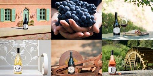 A Tour Around the World Wine Tasting!