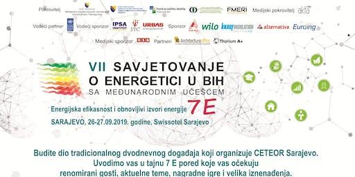 VII Savjetovanje o energetici u BiH 7E