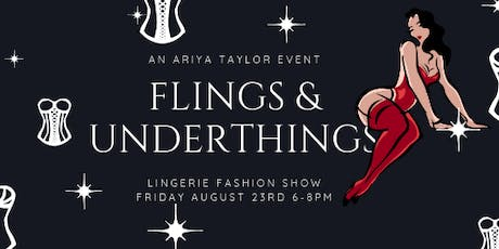 Flings & Underthings Fashion Show tickets