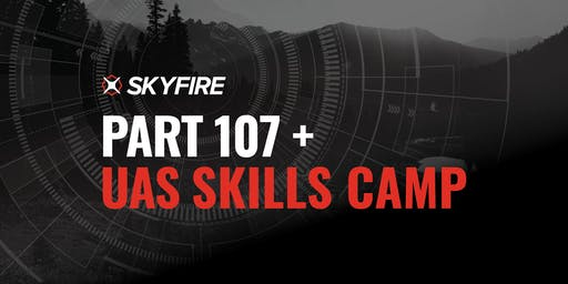 Part 107 + UAS Skills Camp | Orlando