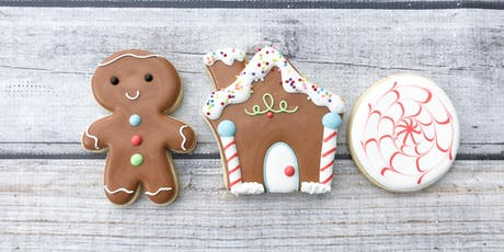 Christmas Cookie Decorating Workshop - Sept 5th tickets