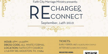 REconnet, REcharge Couples Gala Magazine tickets