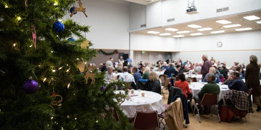 2019 Murphy Center Community Dinner: A Homelessness Awareness Week Event