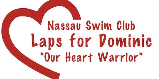 Laps for Dominic, Swim-A-Thon