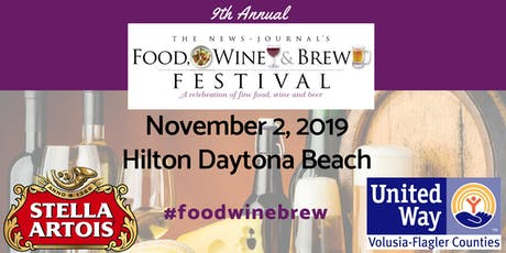News-Journal Food Wine and Brew Festival 2019 tickets