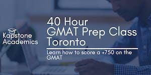Kapstone Academics: 40 Hour GMAT Prep 4 Weeks on...