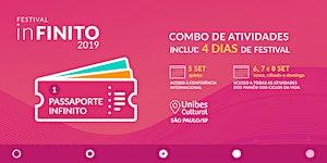 Passaporte Festival inFINITO Sobre Viver e Morrer