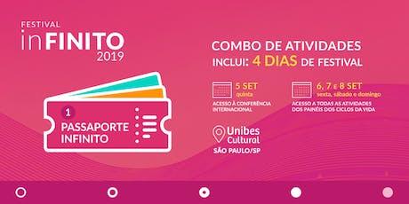 Passaporte Festival inFINITO Sobre Viver e Morrer tickets