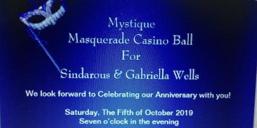 The Wells Masquerade & Casino Anniversary Ball