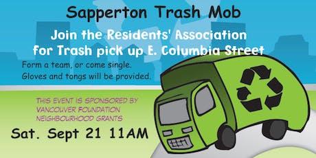 Sapperton Trash MOB tickets