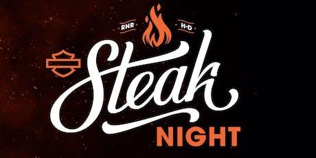 RNR August Steak Night tickets