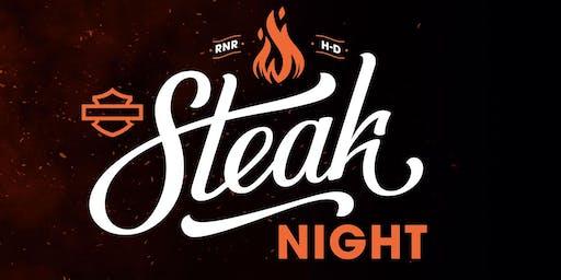 RNR August Steak Night