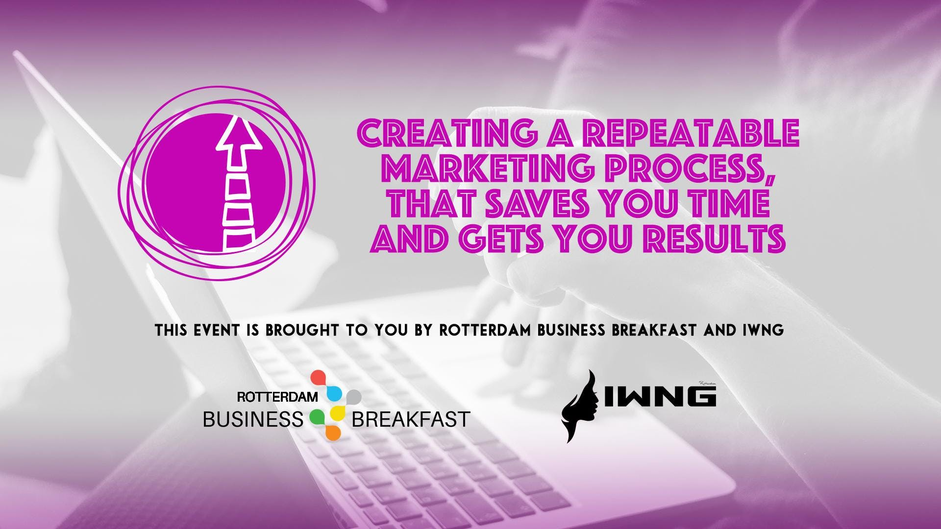 Creating a Repeatable Marketing Process That Saves You Time and Gets You Results.