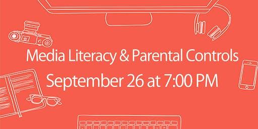Media Literacy & Parental Control Workshop