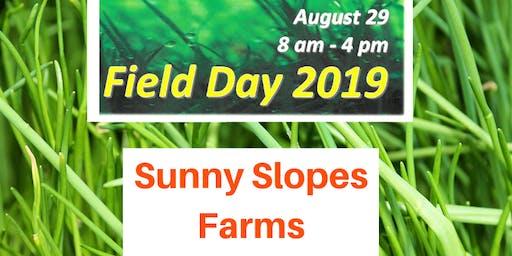 Summer 2019 Field Day