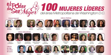 Recognition for 100 Latina Women Leaders tickets