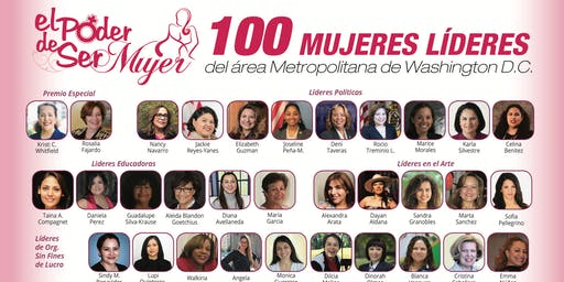 Recognition for 100 Latina Women Leaders