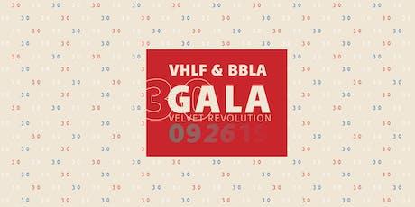 2019 Gala tickets