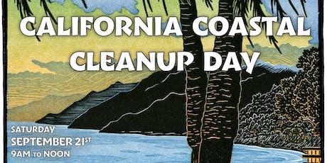 Orange County Coastal Cleanup Day tickets