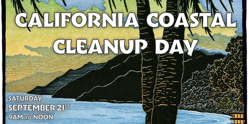 Orange County Coastal Cleanup Day