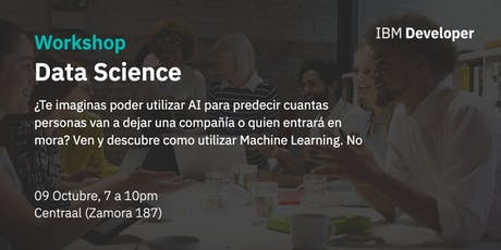 Data Science boletos