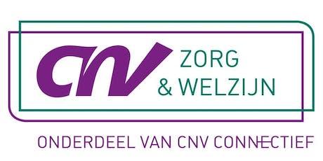 CVN Zorg Regiogroepen Oost Nederland alle leden, Zwolle tickets