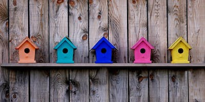 Paint Shop: Birdhouse Customization - Northpark Center