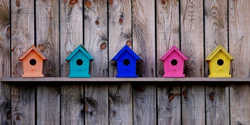 Paint Shop: Birdhouse Customization - Woodfield