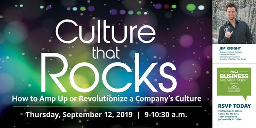 Culture That Rocks - Jim Knight